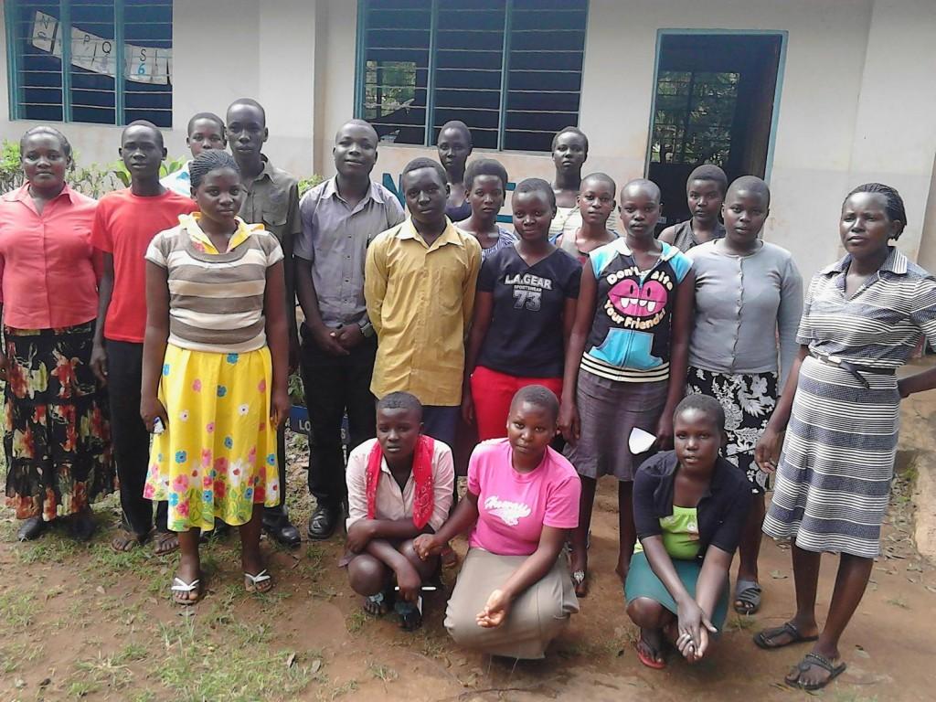 unterstützte Kinder und Jugendliche
