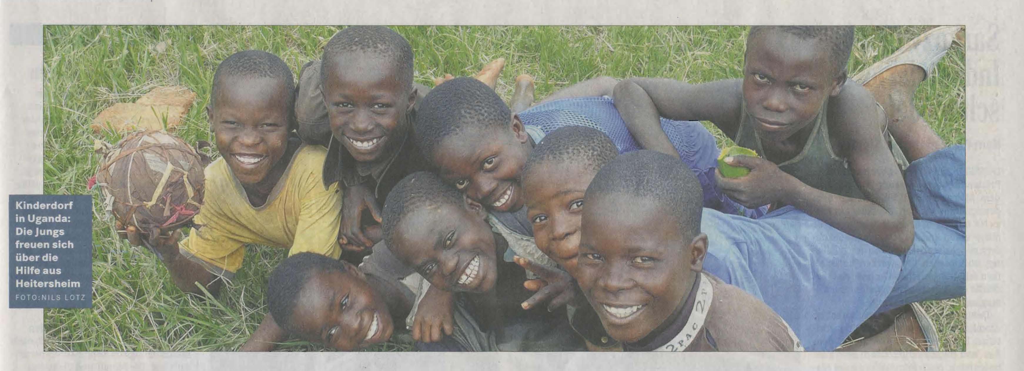 BZ-070723 Afrika ist ihr Schicksal