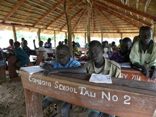 Schule in Tali