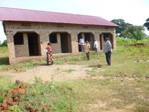 Lehrerhaus in Bulangira