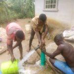 Wasserprojekt in Nigeria